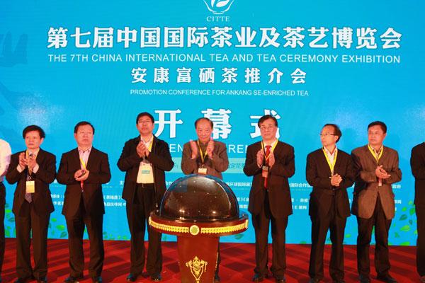 2013北京茶展开幕式